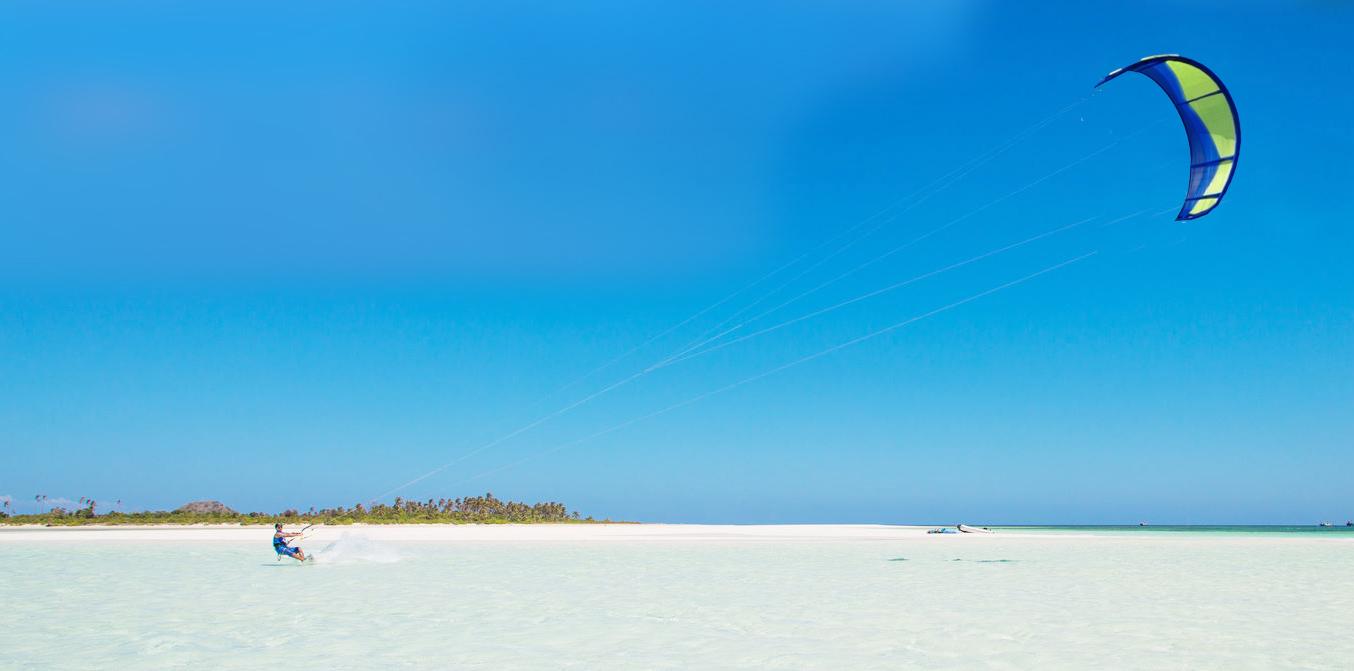 Bild von Soma Bay und Seahorse Bay
